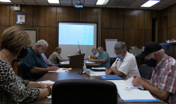 September Commission Meeting