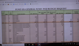 June Budget and Finance 2021