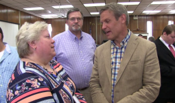 Governor Lee Visits Union County