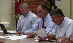 School Board Meeting July 2019