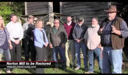 Embedded thumbnail for Norton Mill at Big Ridge Park to be Restored