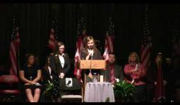 Embedded thumbnail for Union County High School Annual Veterans Day Program