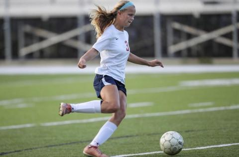 Emma Moyers Union County High School's Star Soccer Player