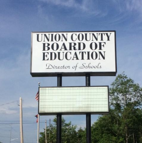 UNION COUNTY BOARD OF EDUCATION