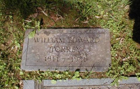 Bill Torrey Grave Marker