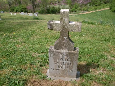 John Sallas Monument