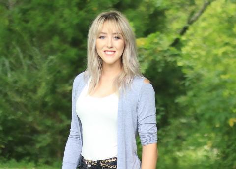 Kelly Irick, Site Director of BRIGHT afterschool program
