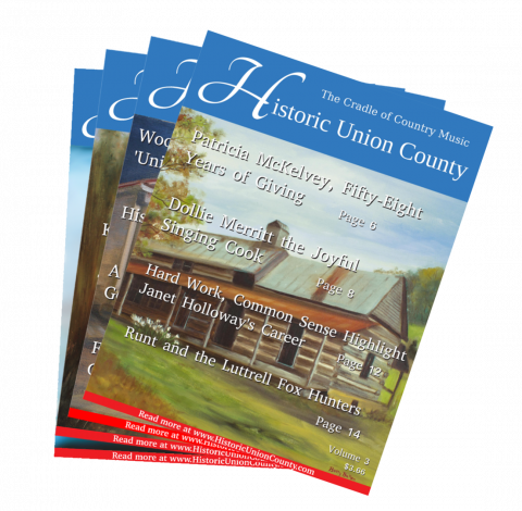 Historic Union County Magazine