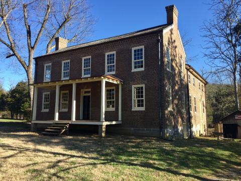 Bate Ousley House