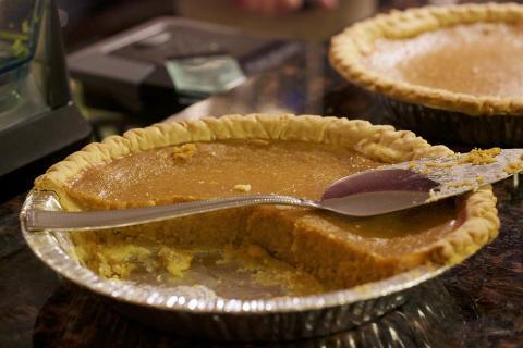 Heritage Festival Pie Baking Contest