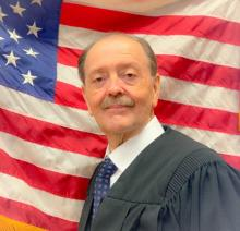 Judge Darryl Edmondson