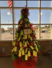 Angel Tree at Food City