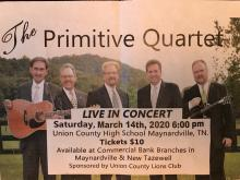 Primitive Quartet