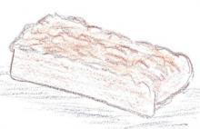 Cheesy Pizza Bread