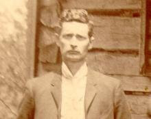 Ewin Shumate - An Early Union County Dentist