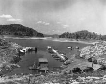 Hickory Star Marina 1947