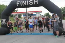 Union County's Inaugural Race of 2019