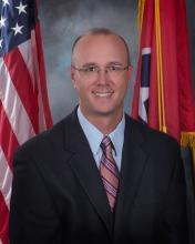 Eighth District Attorney General Jared Effler.