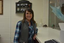 Tammie Carter, director of Keep Union County Beautiful