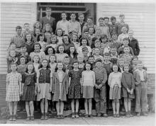 Maynardville Elementary School Group 1945