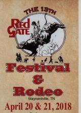 The 13th Red Gate Festival and Rodeo
