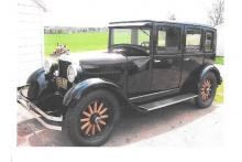 Our Old Essex Automobile