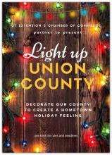 Lighting Up Union County