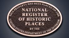On The National Register Of Historic Places In Union County