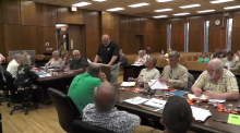 Commissioners Choose Union County Seal