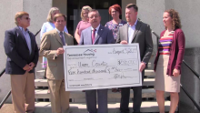 THDA awards $500,000 HOME grant to Union County